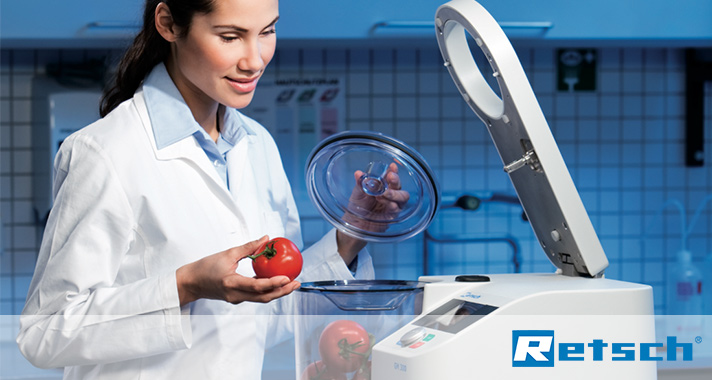 Sample Preparation database for Food and Feed