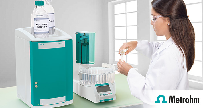 Ion Chromatography – A technique for all laboratories