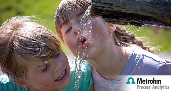 Alkalinity in drinking water