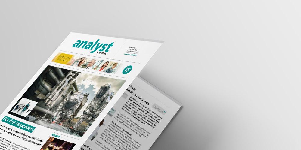 Analyst Express Issue 1 - 2018
