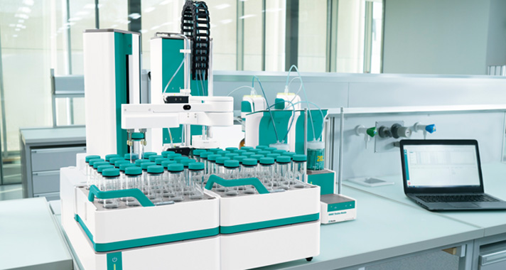 Press Release: Finally reliable walk away automation for serial volumetric Karl Fischer titration