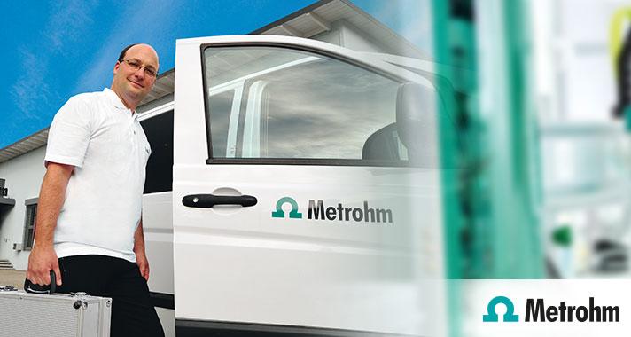 Maintaining your Metrohm IC