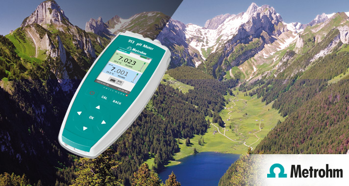 Win a Metrohm pH Meter with your oldest running Metrohm instrument!