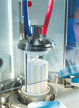 Microwave Sample Preparation Instrumentation for Laboratories