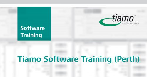 Metrohm Academy – Tiamo Software Training