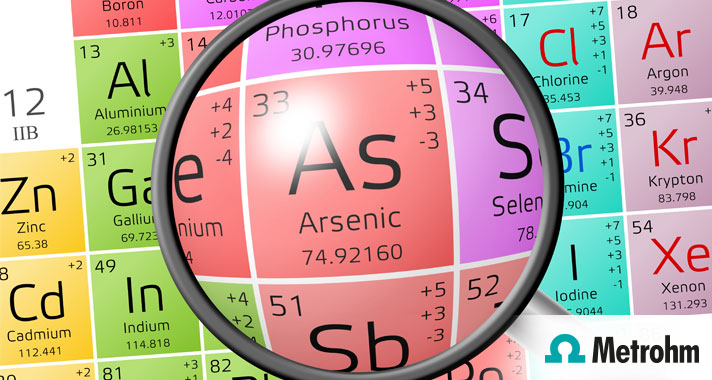 Arsenic speciation