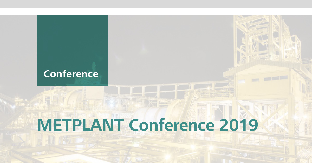 METPLANT Conference 2019