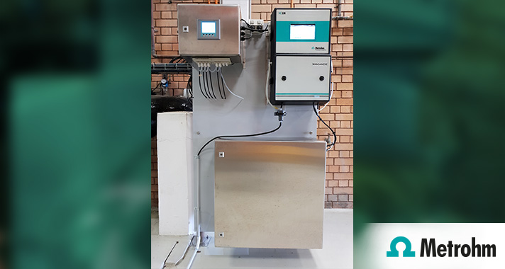 New Online Analyser Installation, Manganese in Drinking Water *Hot Application*