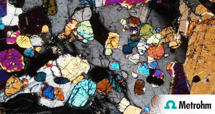Micro-Raman Spectroscopy in Thin Section Analysis of Rock Mineralogy